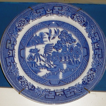 The Plate that Started My Obsession - China and Dinnerware