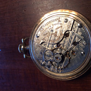 My great grandfathers watch  - Pocket Watches