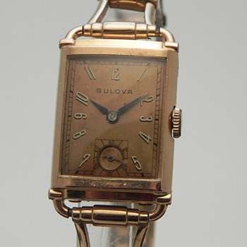 1941 Bulova President - Wristwatches