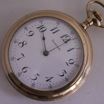New York Standard Watch Co. Tribune - Pocket Watches
