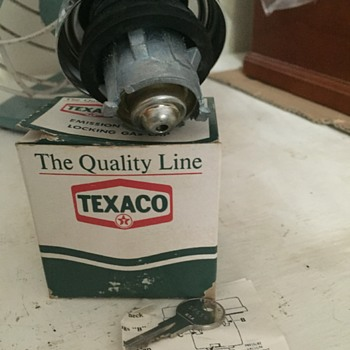 Texaco Gas Cap