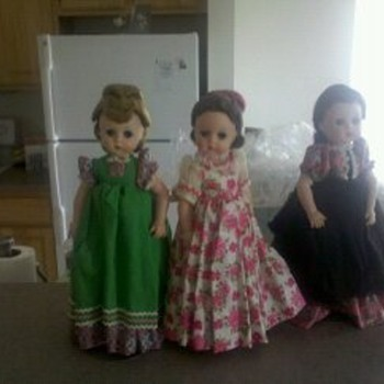 Masame alexander doll