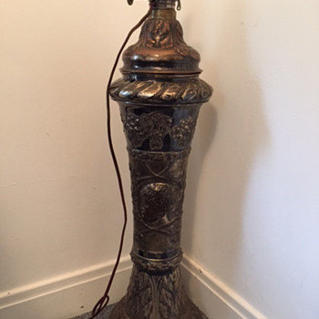 Whale Oil Lamp - Lamps