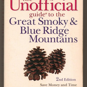 1997 - Great Smoky & Blue Ridge Mountains - Tour Book - Books