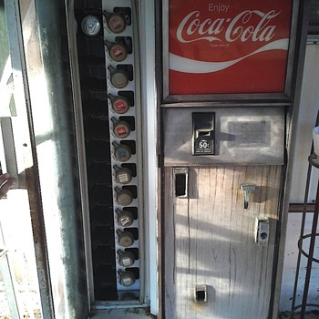 my uss-12-97 cavalier coke machine