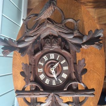 Black Forrest Cuckoo Clock - Clocks