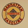 Manhattan Gasoline Sign