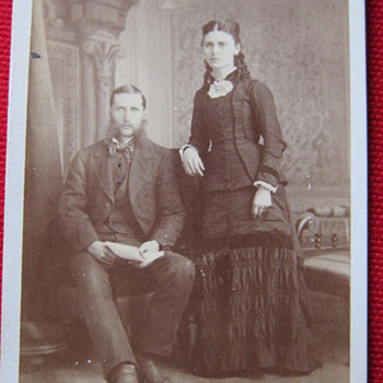 Antique Family Photos - Photographs