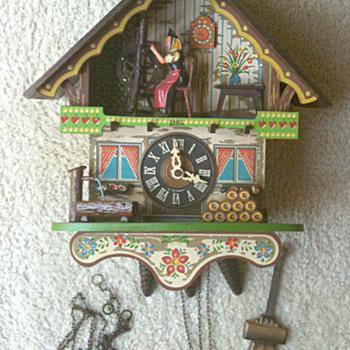 Cuckoo(?) Clock - Clocks
