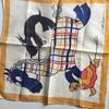 Children's handkerchiefs before Kleenex