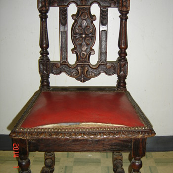 spanish renaissance maybe - Furniture