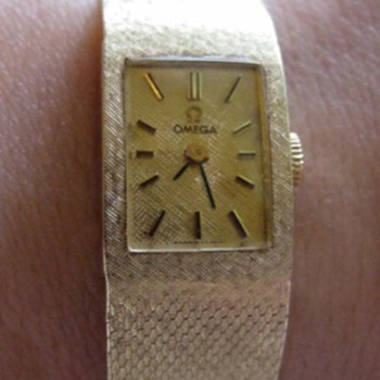 Antique Ladies Omega - Wristwatches