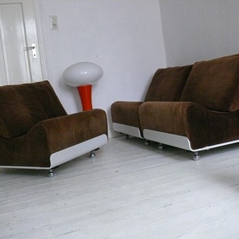 "luigi colani designed ""orbis"" for Cor - Furniture"