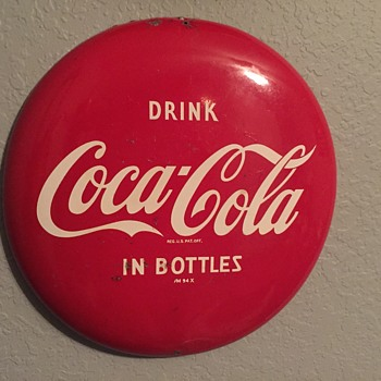 Coke Button - Coca-Cola