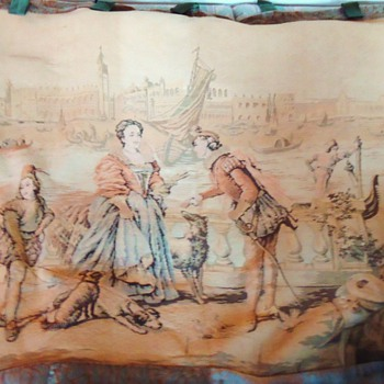 French Tapestry of Venice! I know nothing about tapestries! 72&quot; X 56&quot;.