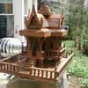 Burmese spirit house