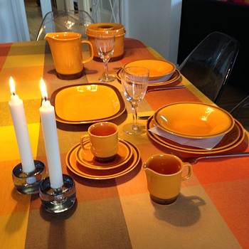 Unique by Egersund - China and Dinnerware