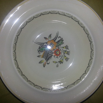 wedgewood sweet plates? - China and Dinnerware