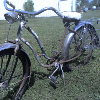 old bicycle - Outdoor Sports