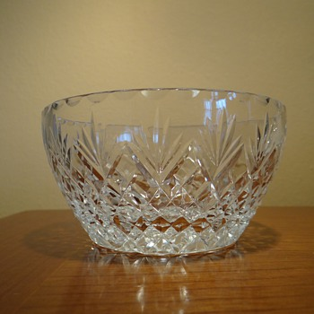 VINTAGE ROYAL BRIERLEY - UK , ENGLAND  - Art Glass