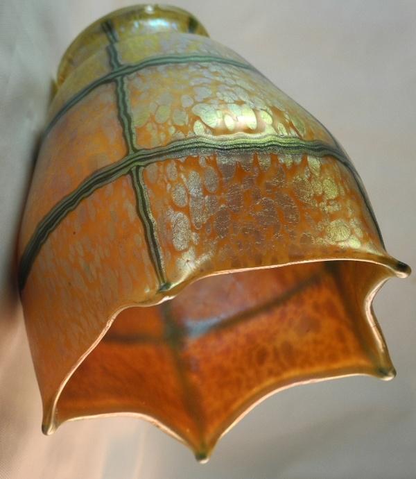 My Very Own Set Of Loetz Art Glass Shades O I Hope You