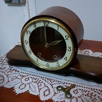 Fauch German Mantle Clock