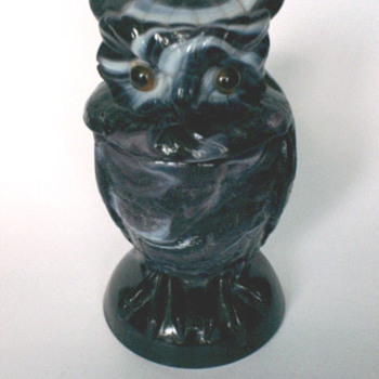 AMERICAN GLASS OWLS I
