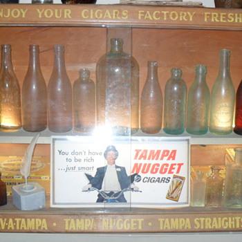 Vintage Tampa Nugget - Tobacciana