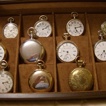 Twelve Pocket Watches - Pocket Watches