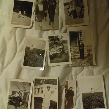 Found photos  - Photographs