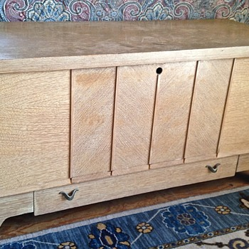 Lane Cedar Chest 1959 - Furniture