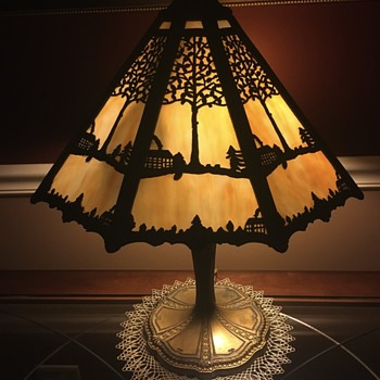 My Inherited Old Lamp - Lamps