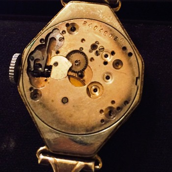 Elgin Watch - Trying to find out more about it