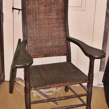 Wicker chair - Furniture