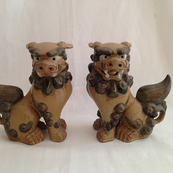 My Chinese Lion find: - Asian