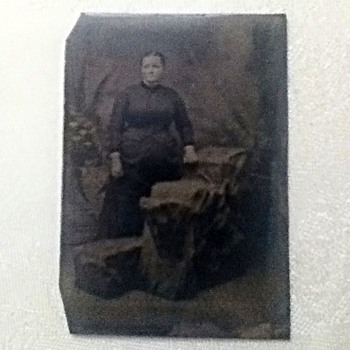 Tintype Photographs