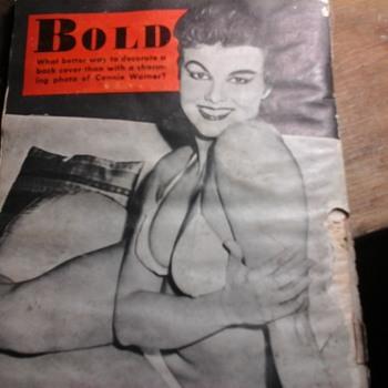 1957 Bold Magazine