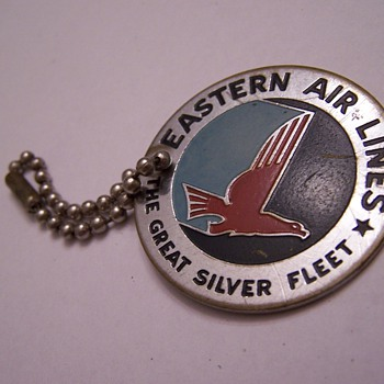 Collestion of Eastern Airlines Items