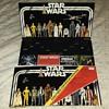 Neat Old 1977 Star Wars Display Board in Original Package