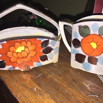 Takito TT lustreware vintage
