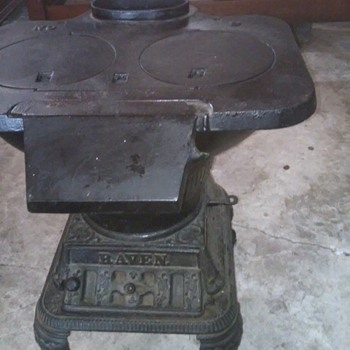 Raven stove - Kitchen