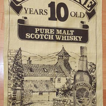 Vintage Linen - Advertising
