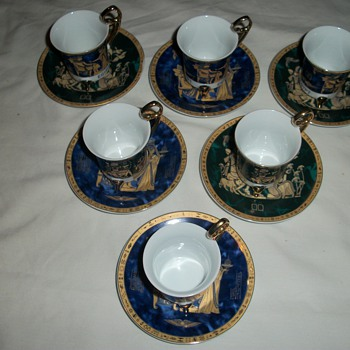 cup of tea - China and Dinnerware