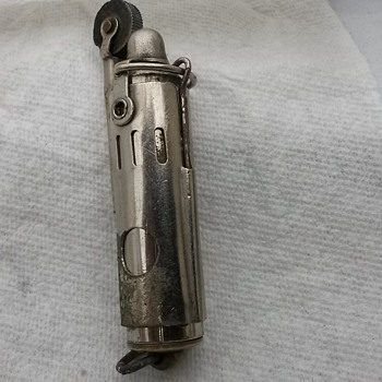 trench lighter?