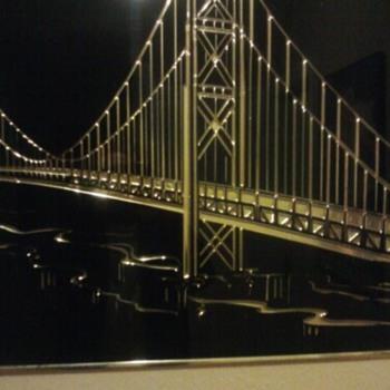 Oakland Bay Bridge? - Art Deco