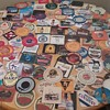 Collection of 120 rare beer coaster rares and none rares