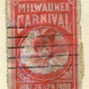 1900 Milwaukee Carnival Stamp
