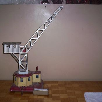 Toy Crane - Toys