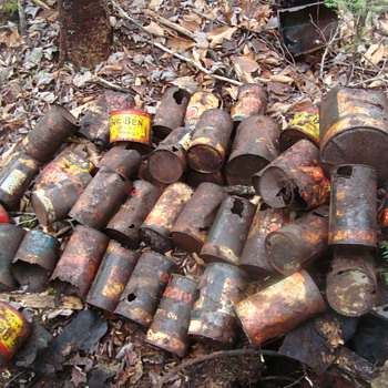 oil can grave yard