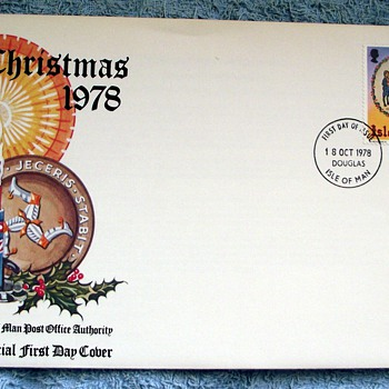 1978-post office---first day issues-uk events - Stamps